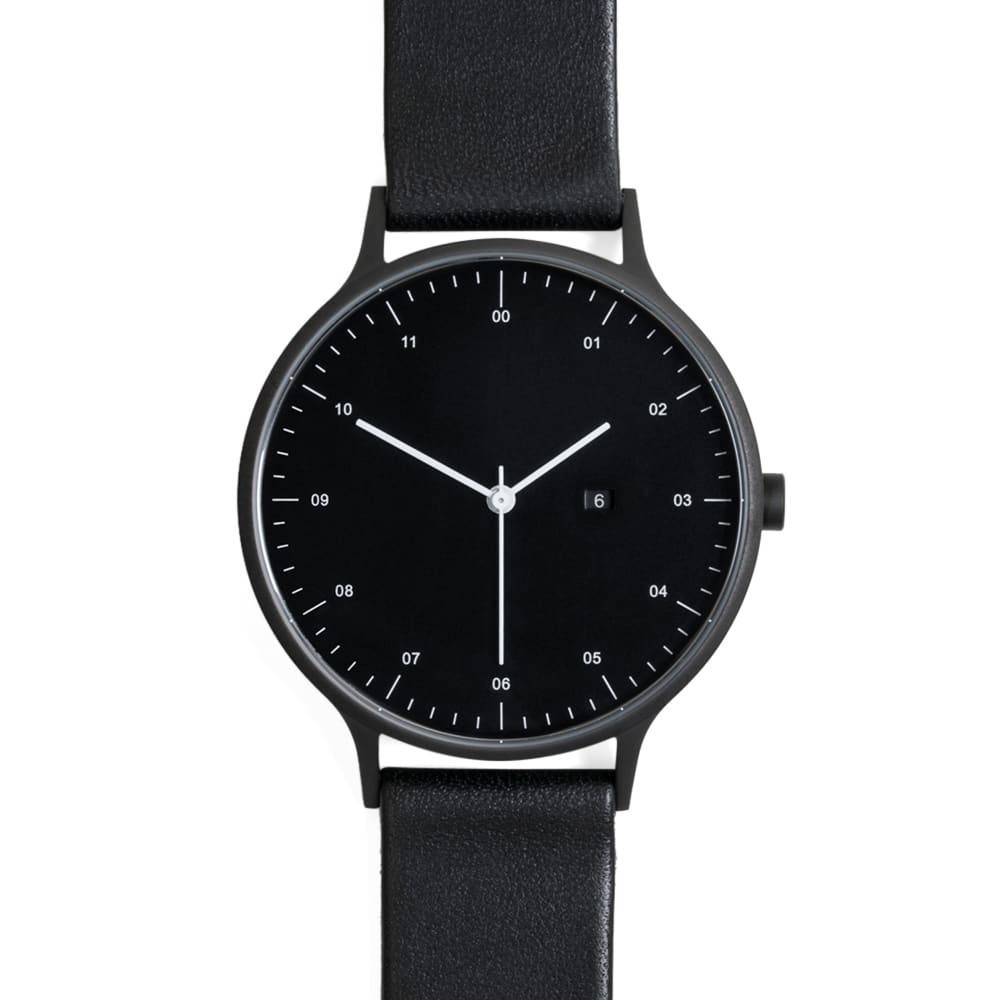 INSTRMNT Instrmnt 01 Watch in Black