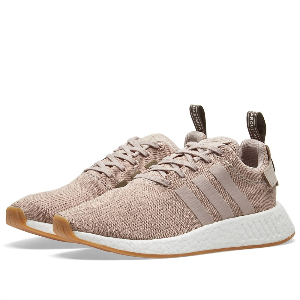 5738711fe Adidas NMD R2 Vapour Grey   Branch