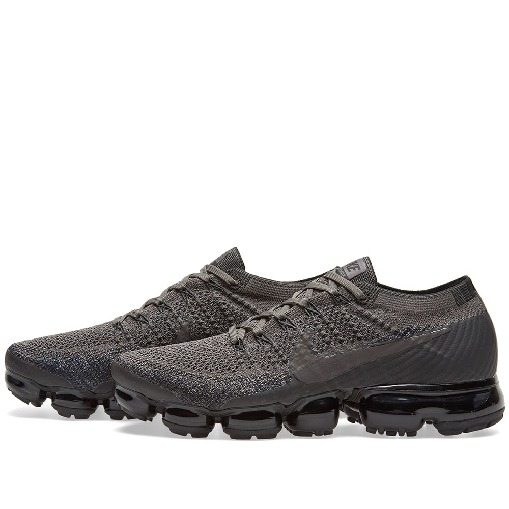 outlet store ed224 8f8d4 Nike Air VaporMax Flyknit W Midnight Fog, Multi   Black   END.