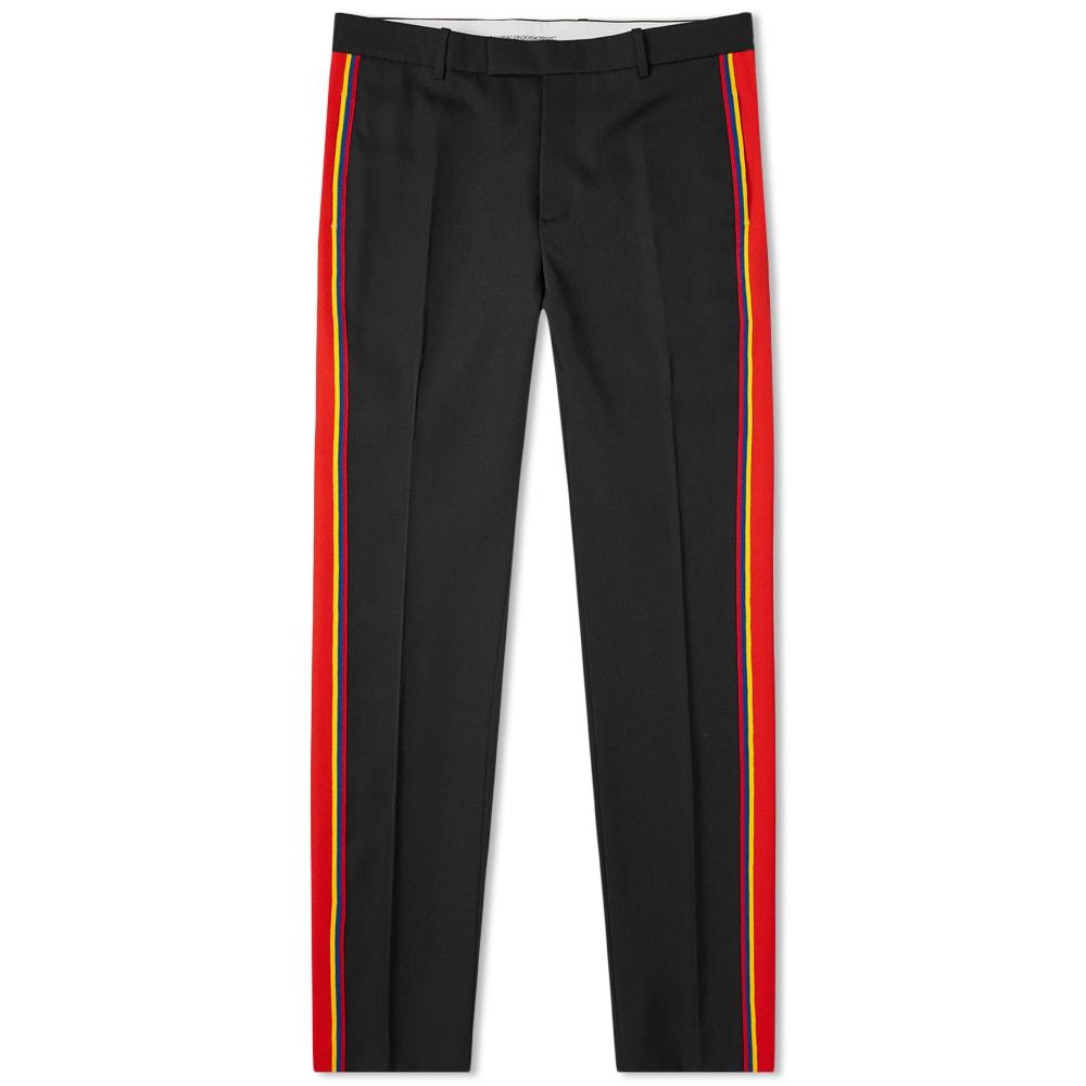 Klein Stripe Calvin 205w39nyc Side Pant CdrBoxeW