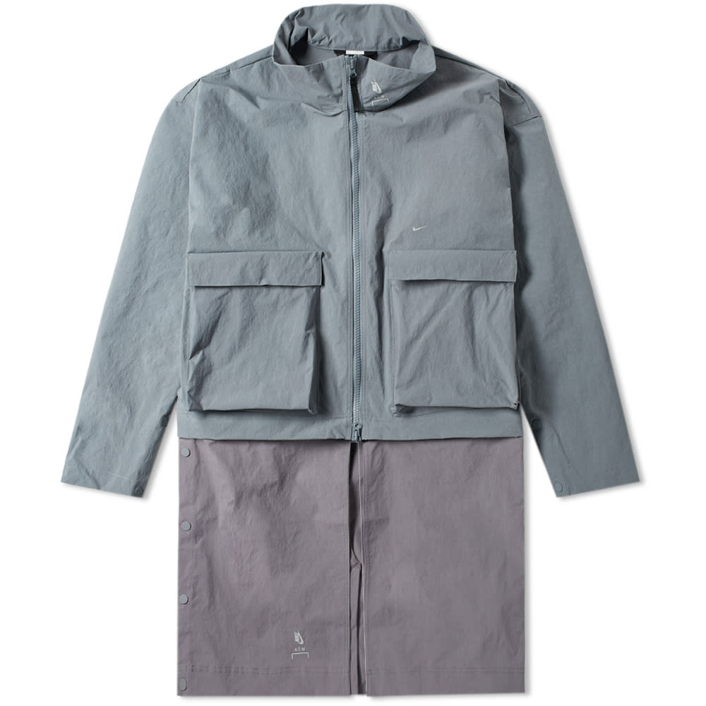 145e4d150137 Nike x A-COLD-WALL  NRG Jacket Cool Grey   Gunsmoke