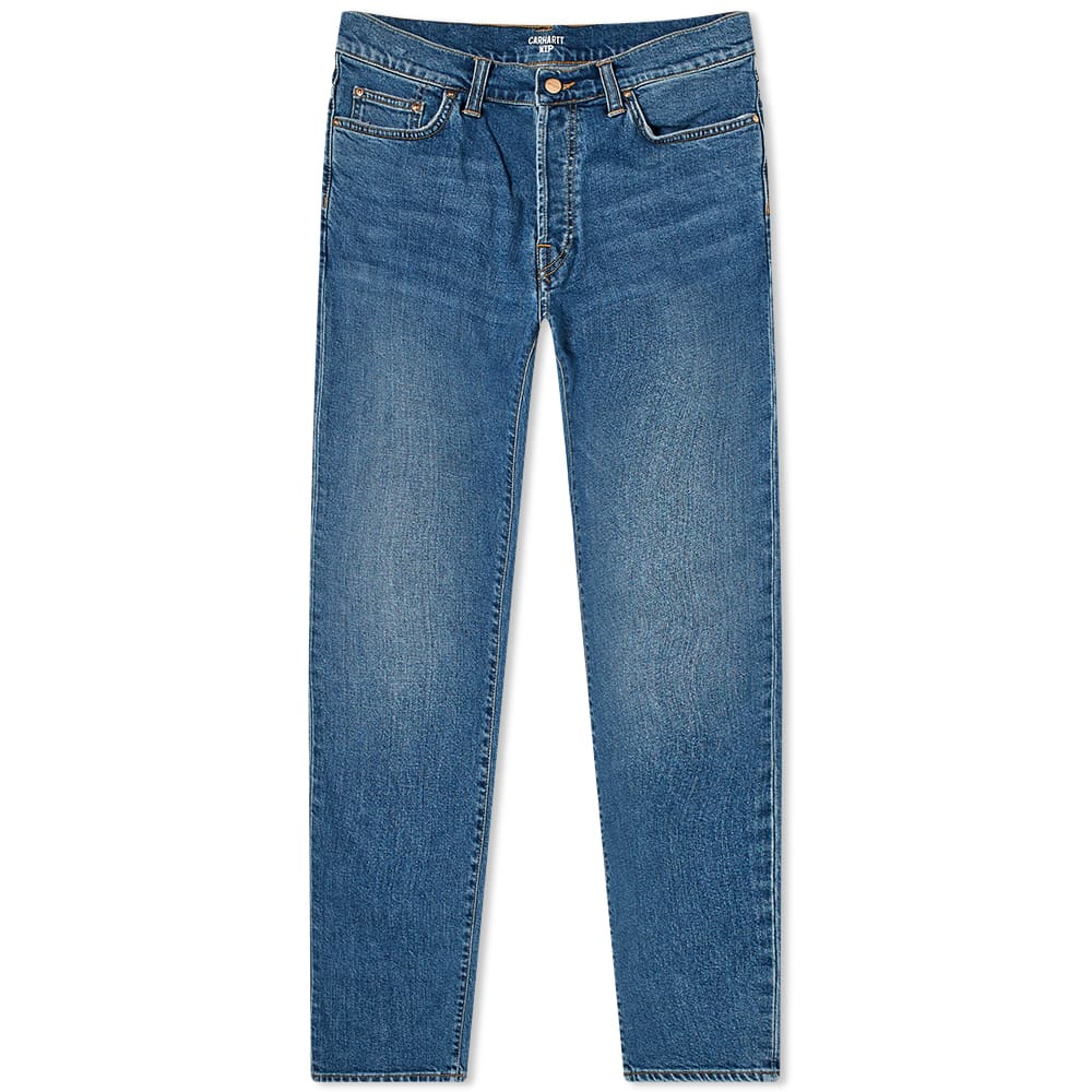Carhartt Wip Klondike Regular Tapered Jean by Carhartt Wip