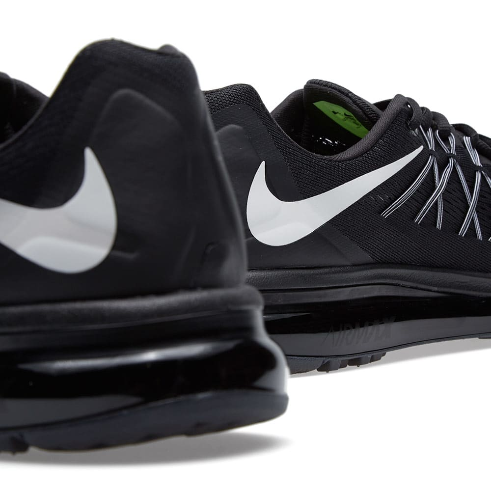 air max 2015 black and white
