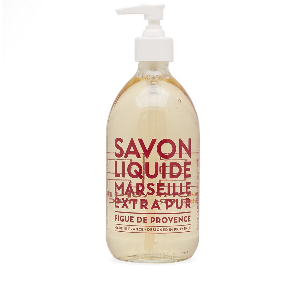 COMPAGNIE DE PROVENCE LIQUID MARSEILLE FIG OF PROVENCE SOAP