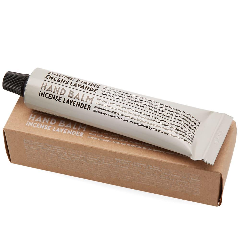 Compagnie de Provence VO Hand Balm Incense Lavender 75 ml