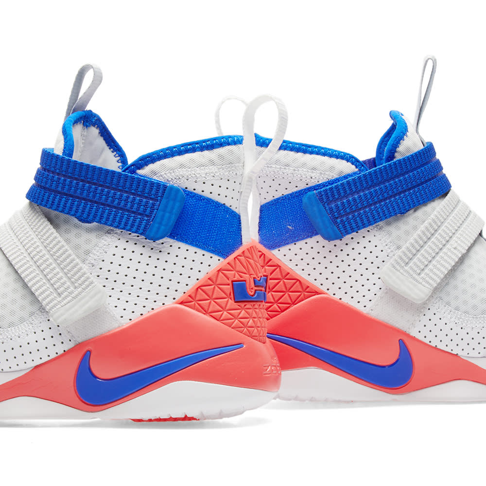 superior quality 3f7d3 20e06 Nike LeBron Soldier XI SFG