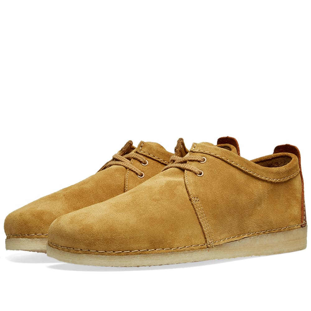 1ccba96031abb Clarks Originals Ashton Oak Suede | END.
