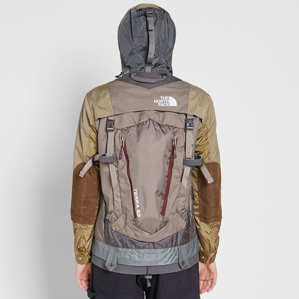 80613b61c2 Junya Watanabe MAN x The North Face Backpack Jacket Beige | END.