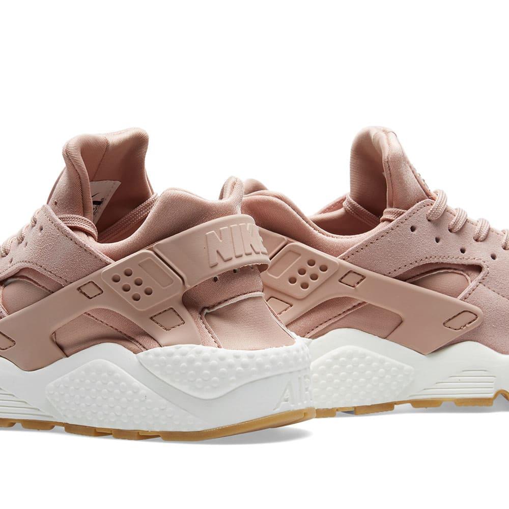 836e86038e185 Nike Air Huarache Run SD W Particle Pink