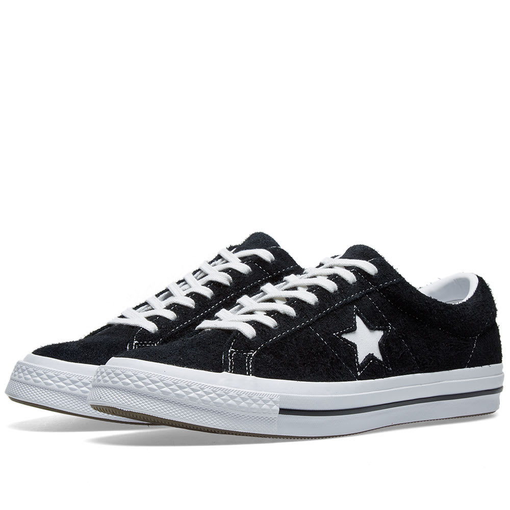 f9591330311d Converse One Star 74 Black   White