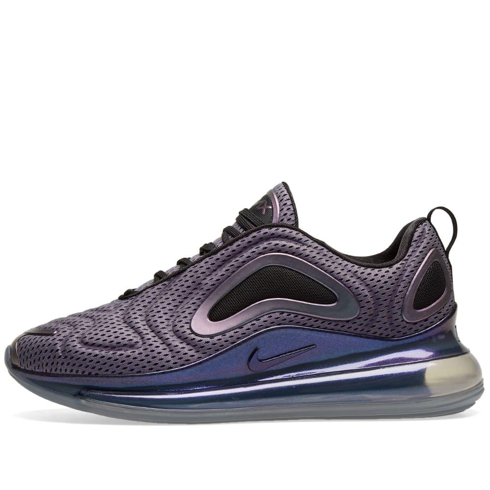 d8ed64f29eec Nike Air Max 720 Silver   Black