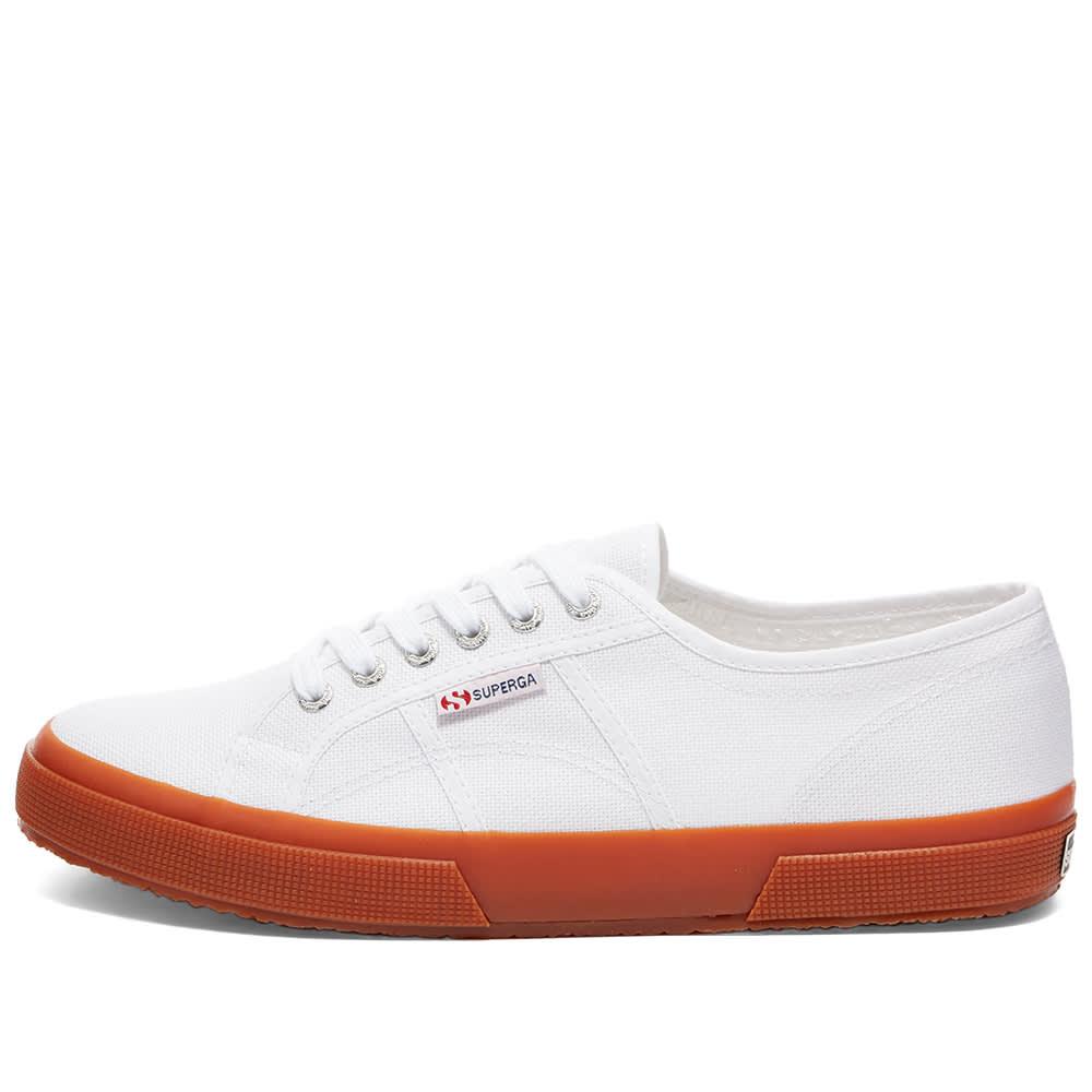 Superga 2750 Cotu Classic White \u0026 Gum