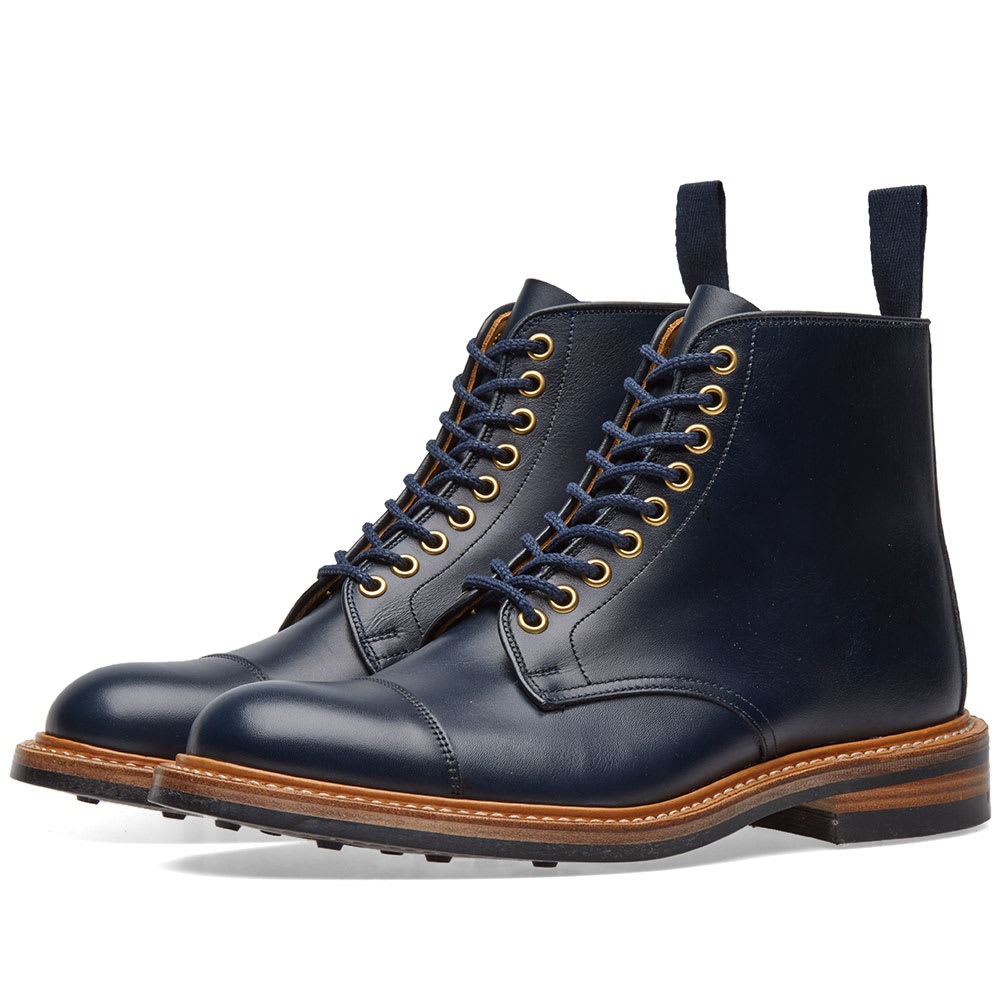 TRICKERS END. X TRICKER'S AXTON TOE CAP BOOT
