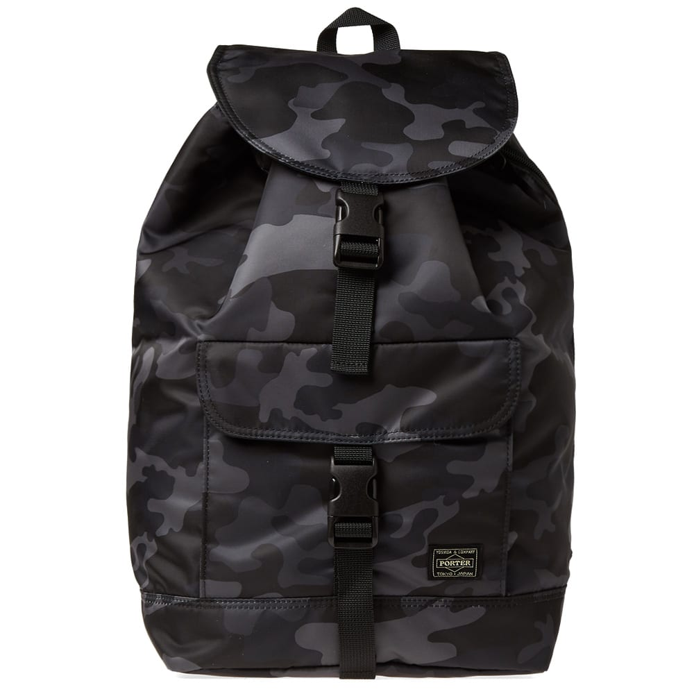 HEAD PORTER JUNGLE CAMO RUCKSACK