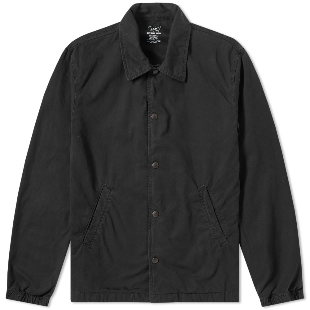 SAVE KHAKI TWILL WARM UP JACKET