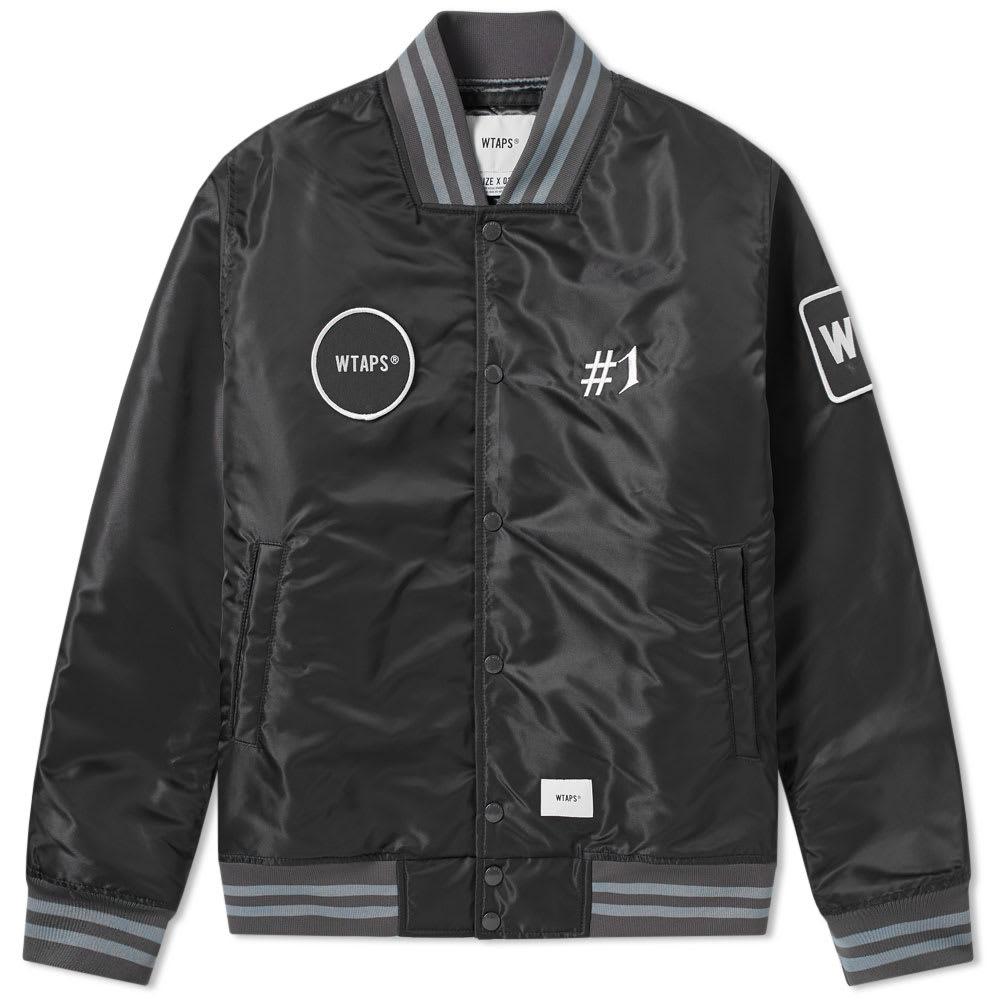 WTAPS Wtaps Bench Jacket in Grey