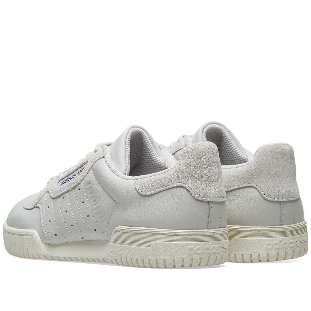 34d022de37a8c Adidas Powerphase Grey   Off White