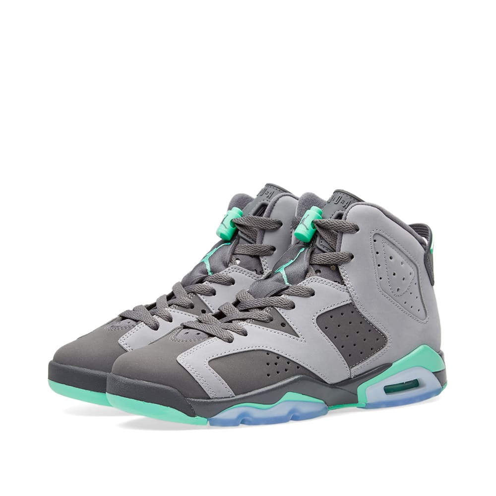 Nike Air Jordan 6 Retro GG Cement Grey