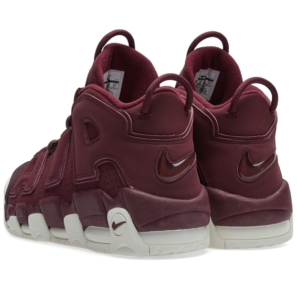 check out 39572 309f0 Nike Air More Uptempo  96 Night Maroon   Sail   END.