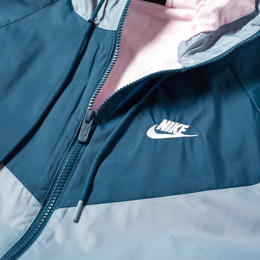 3471cb66 Nike Windrunner Jacket Aviator Grey & Nightshade | END.