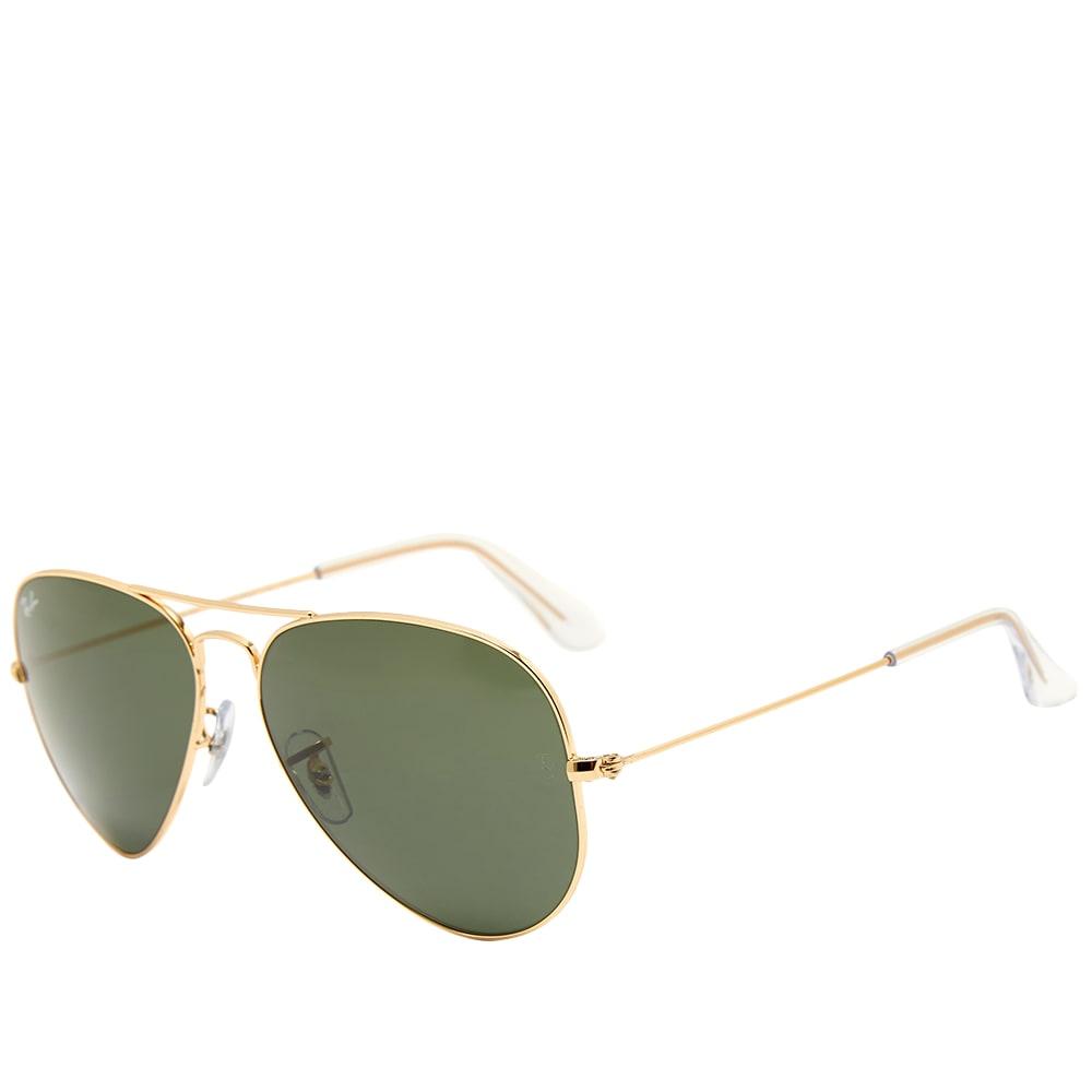 Ray Ban Ray Ban Aviator Sunglasses