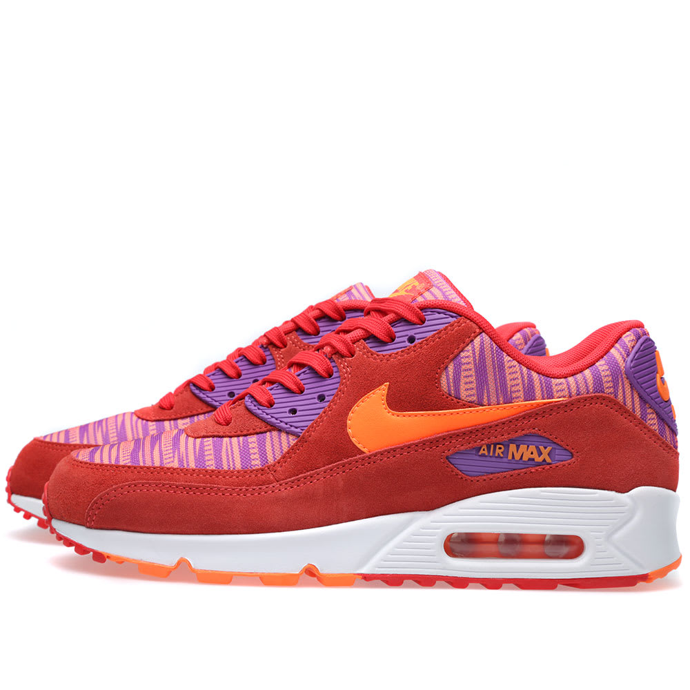 Nike Air Max 90 Essential in Total
