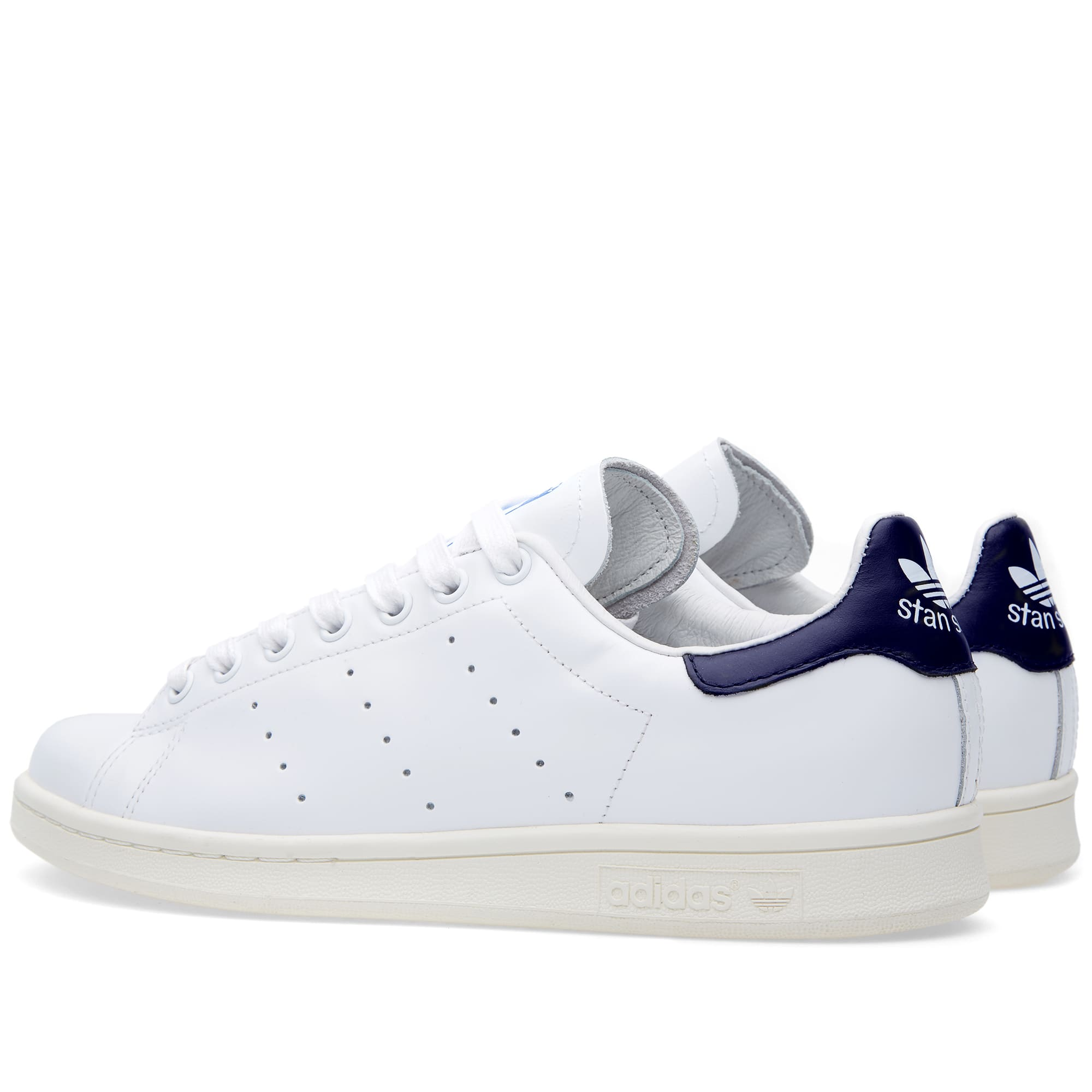 adidas stan smith white collegiate royal. Black Bedroom Furniture Sets. Home Design Ideas