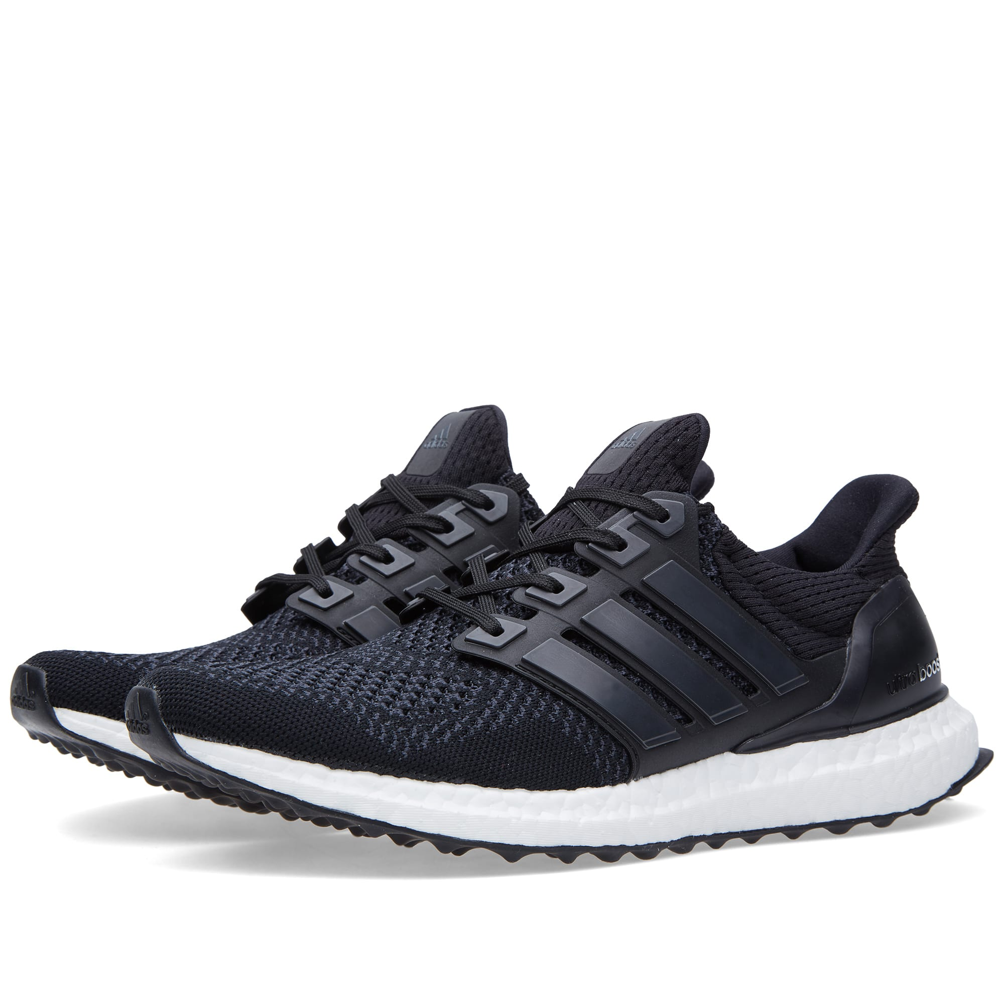 5977729cf7365 Adidas Ultra Boost M Core Black   White