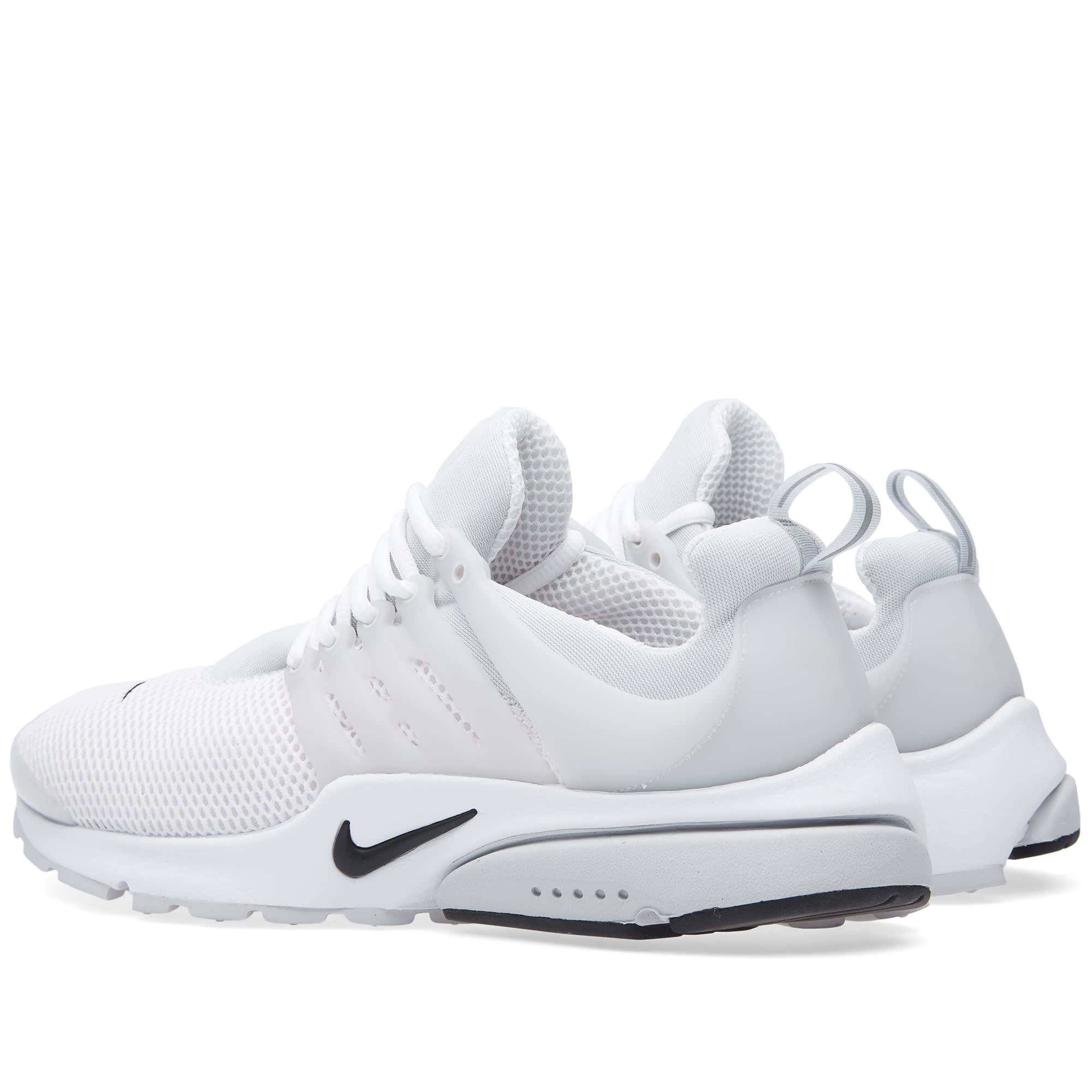 new product 651ab 2ef1d Nike Air Presto BR QS White   Black   END.