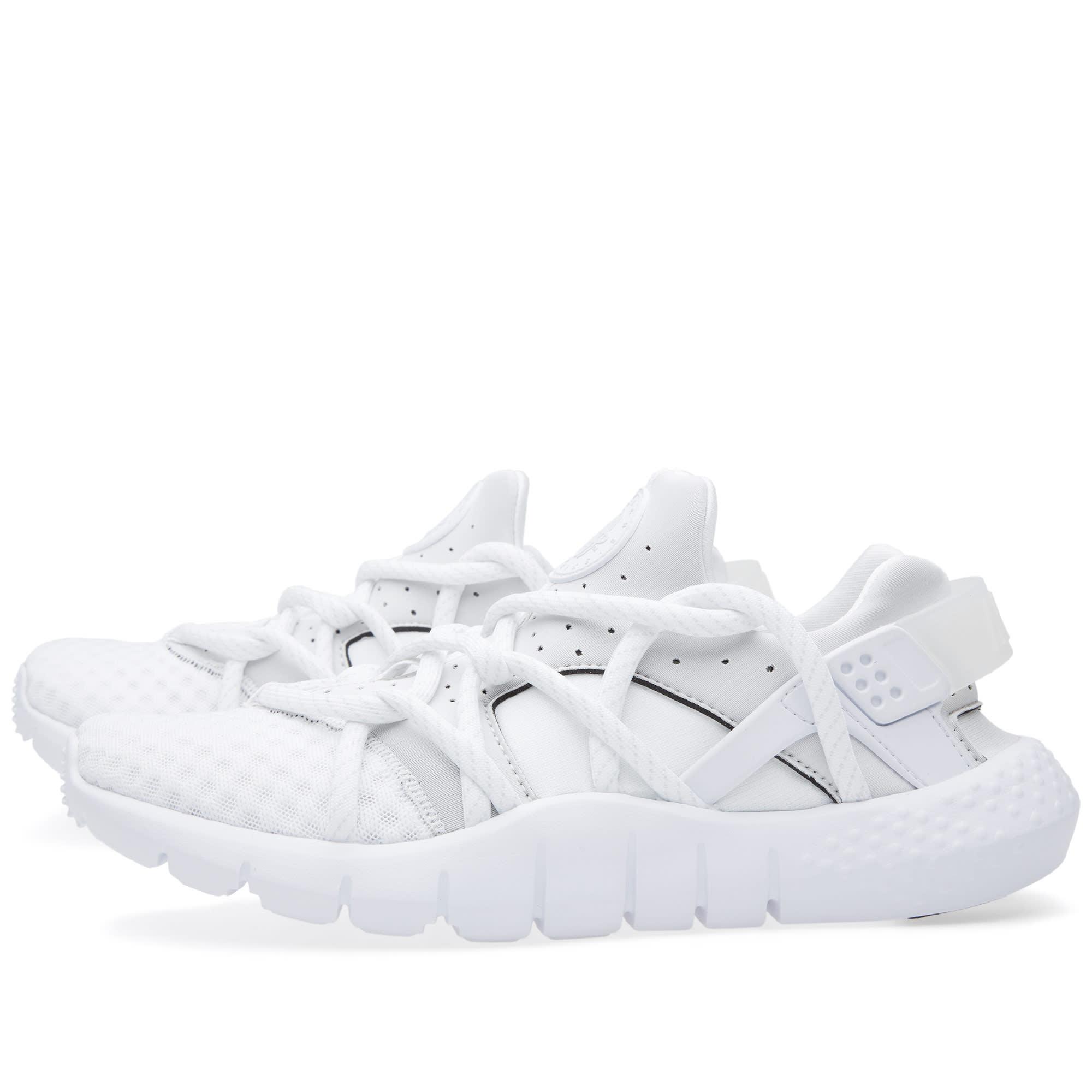 c3a89da688554 Nike Air Huarache NM  Triple White  White   Sail