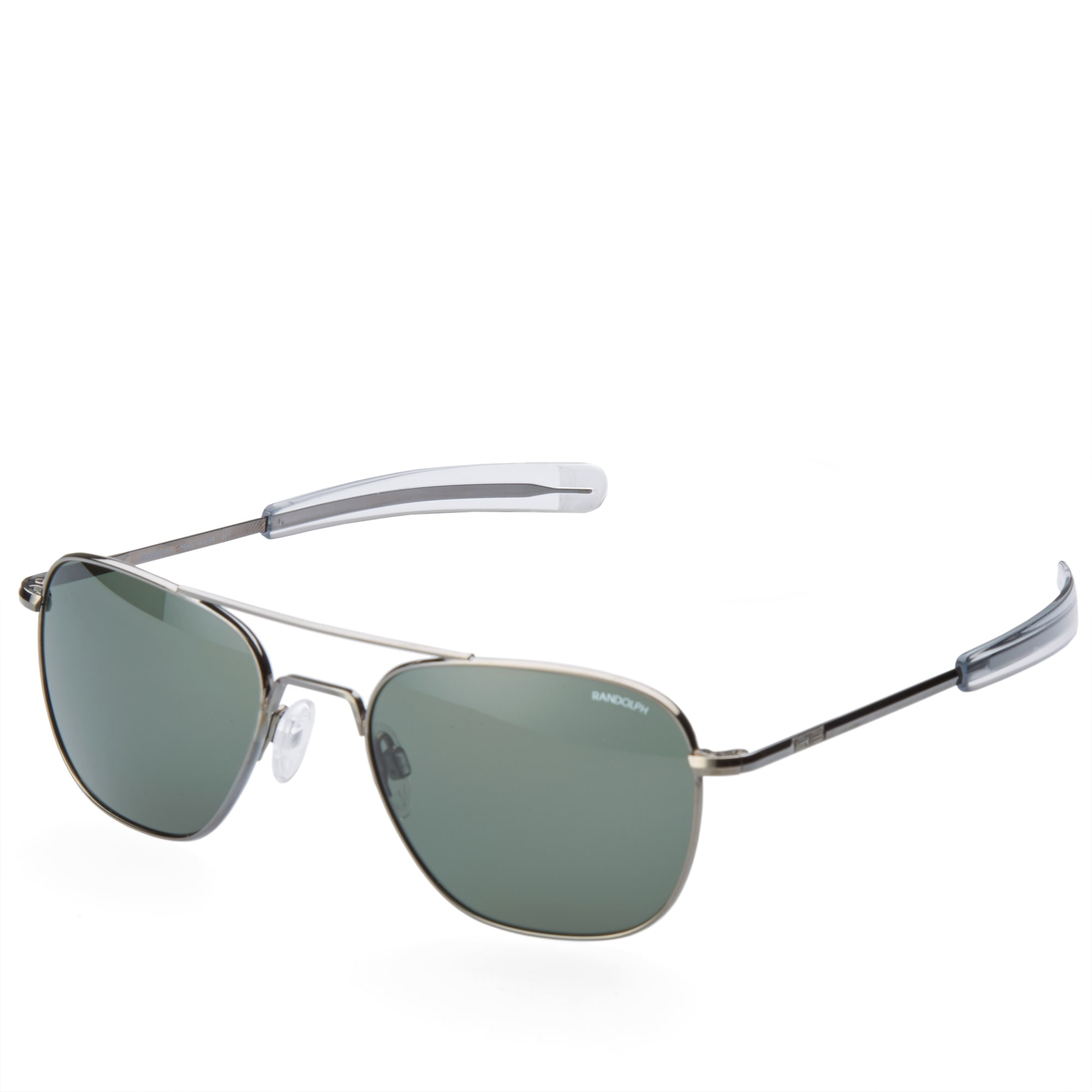 randolph engineering aviator sunglasses gun metal agx