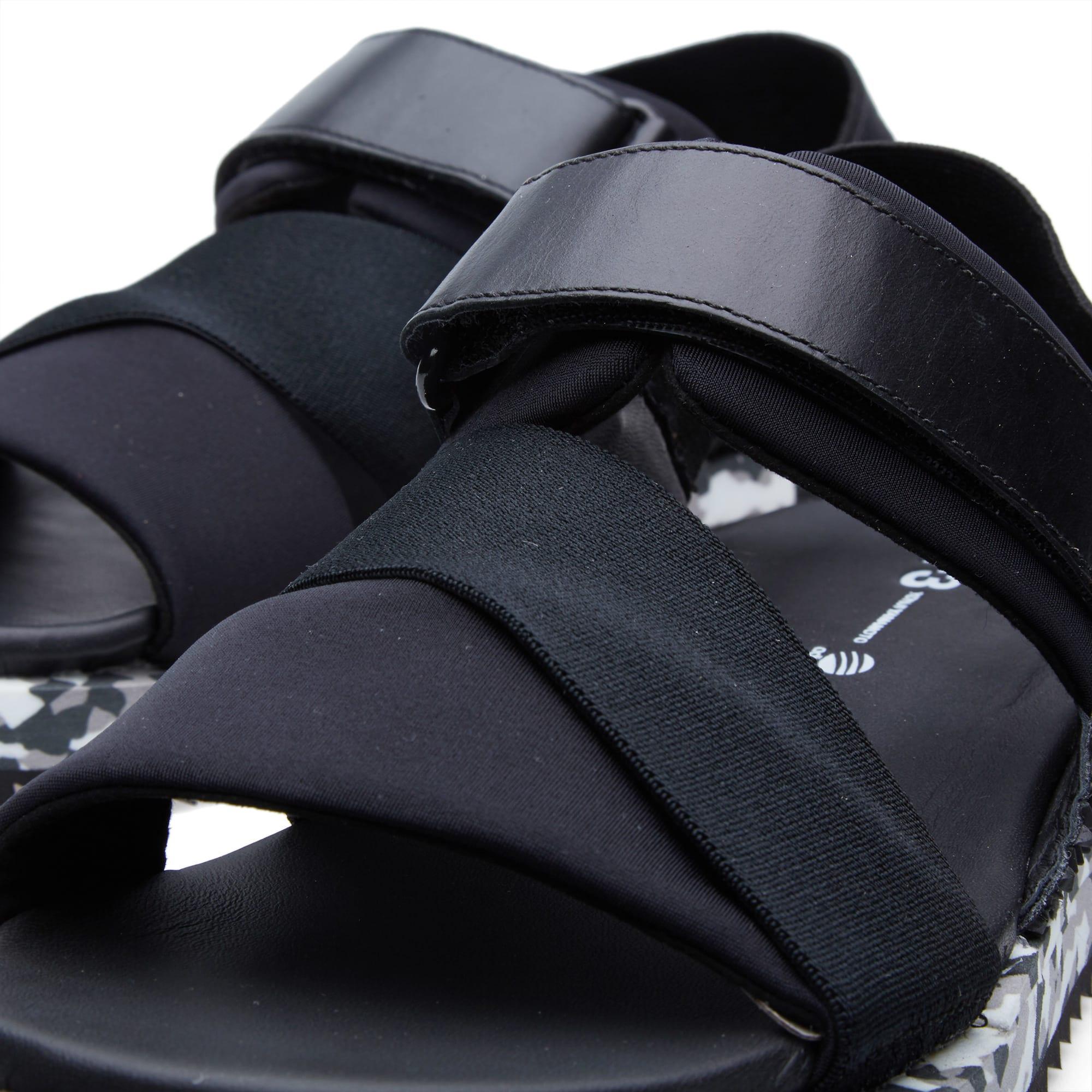 39a8dedbea694 Y-3 Kaohe Sandal Black
