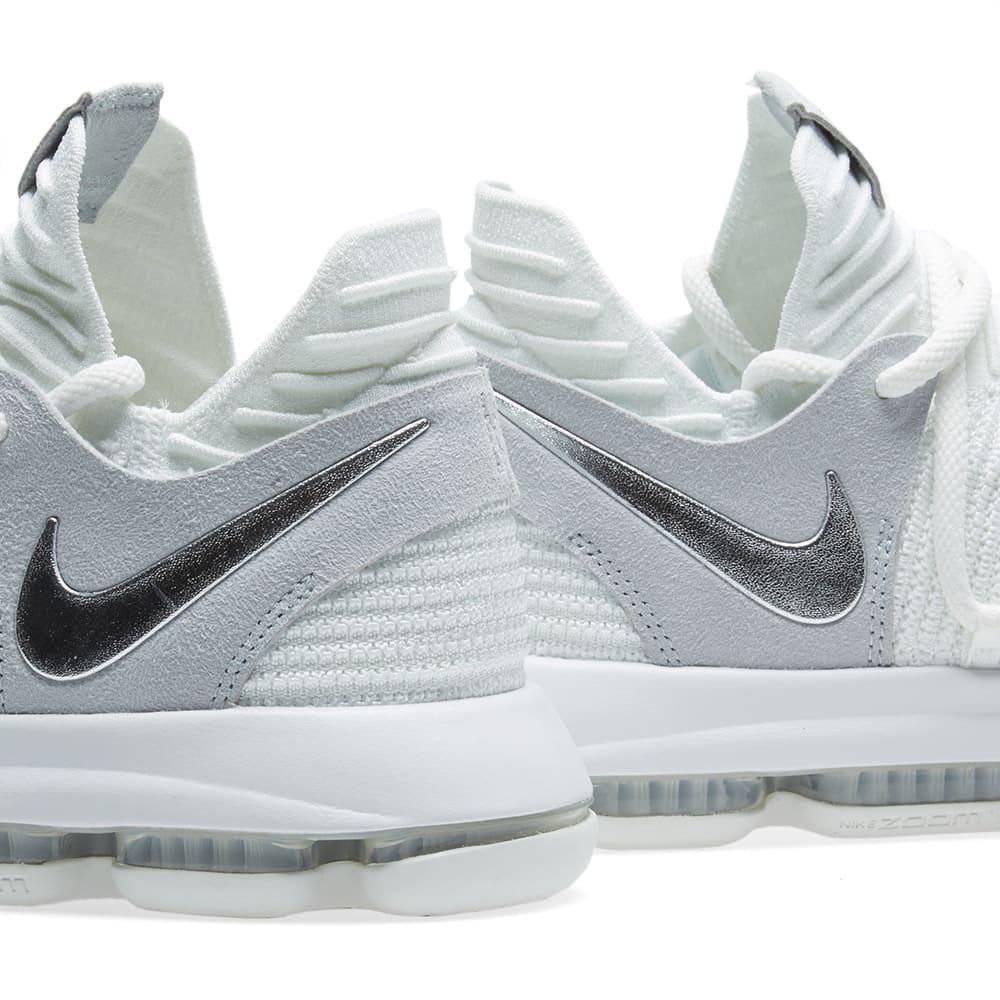Kevin Durant's Nike KD 10 'Chrome' comes to Australia