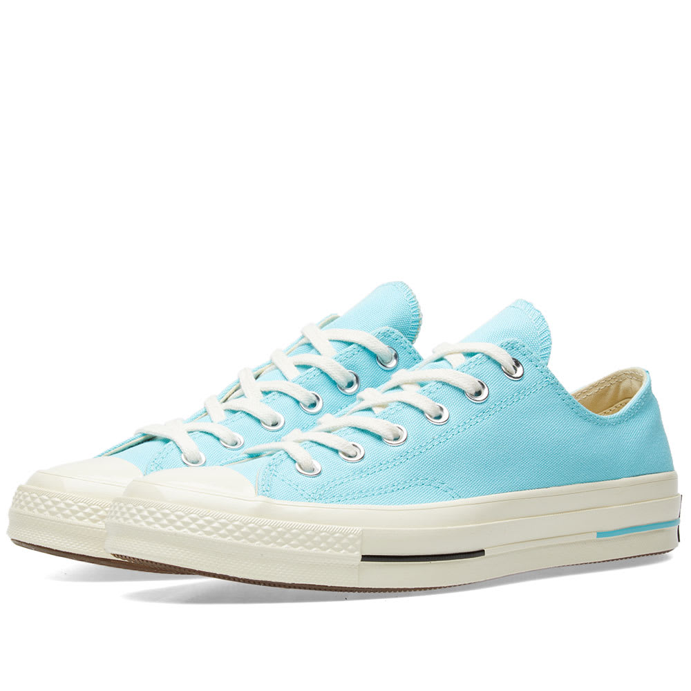 652071eafa9d03 Converse Chuck Taylor All Star  70S Brights Low Top Sneaker In Blue ...