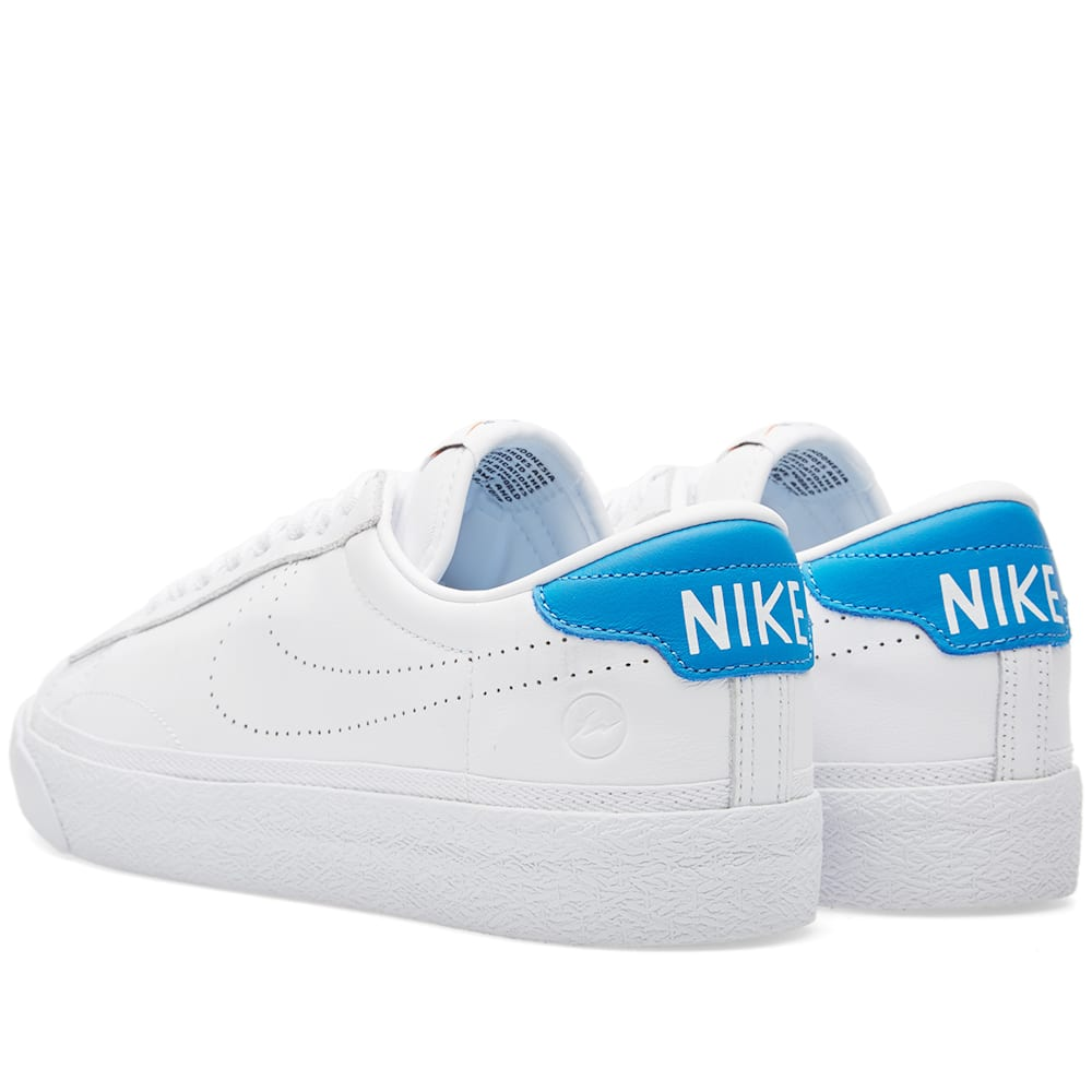finest selection 70f00 21a8b Nike W x Fragment Design Zoom Tennis Classic AC. White ...