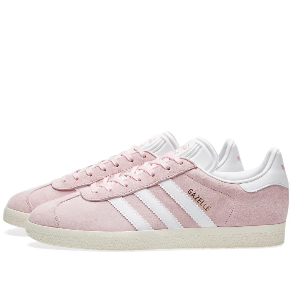 8292a6a260f3e Adidas Gazelle W Wonder Pink   White