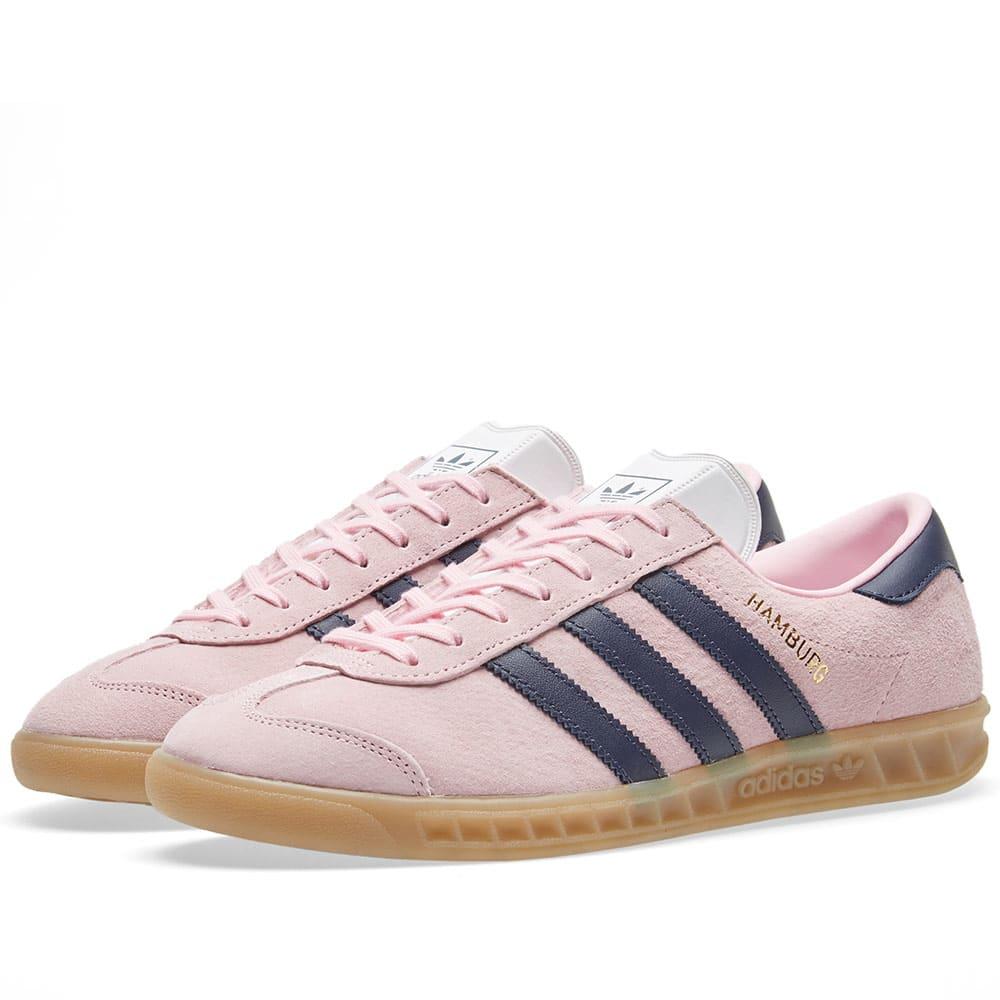Pink Adidas Hamburgs   Schuh   Adidas hamburg, Pink adidas