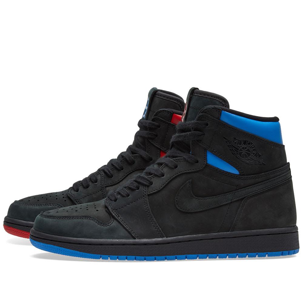ea06ba4ea4337c Nike Air Jordan 1 Retro High OG Black