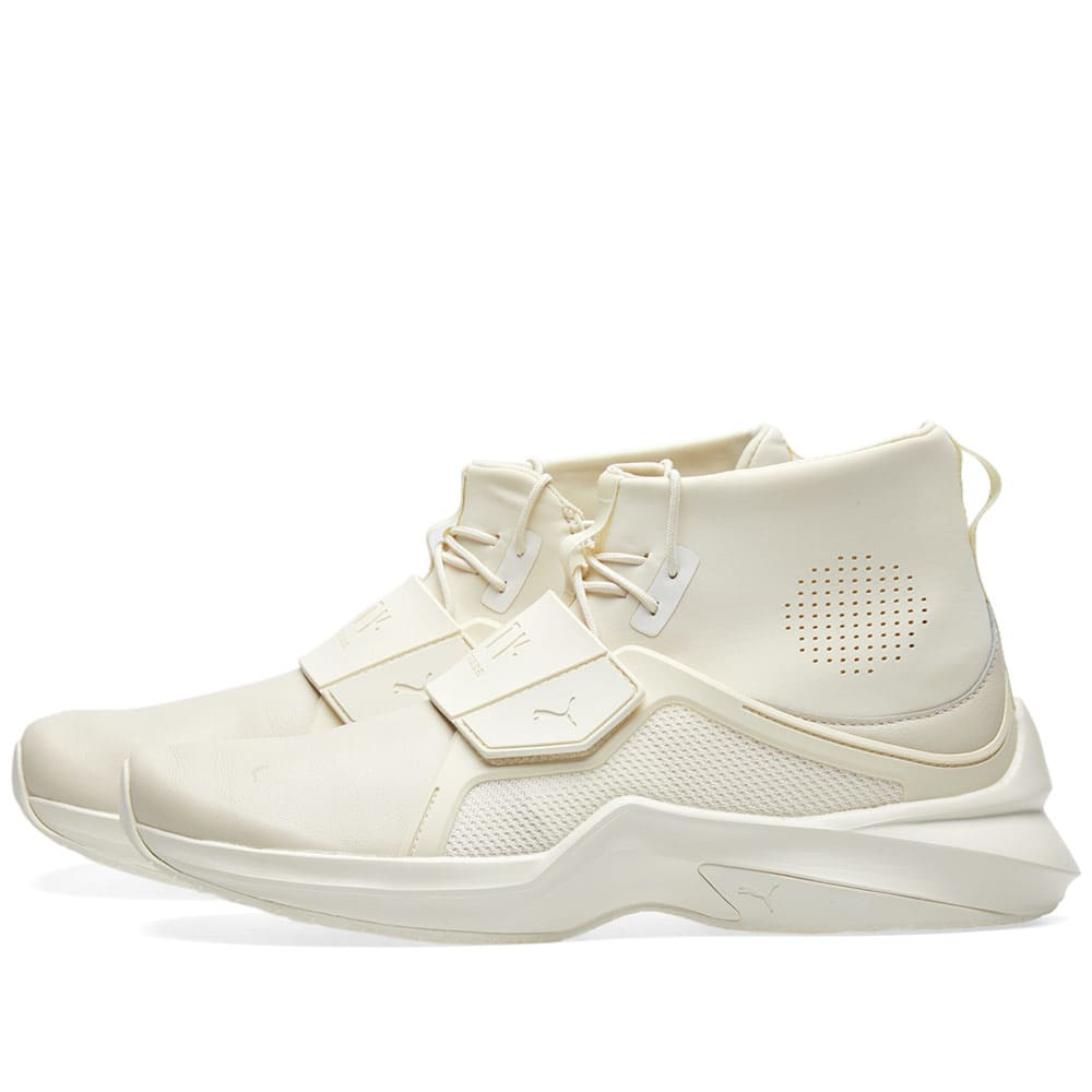 d7b522d25 Puma x Fenty by Rihanna Trainer Hi Whisper White | END.