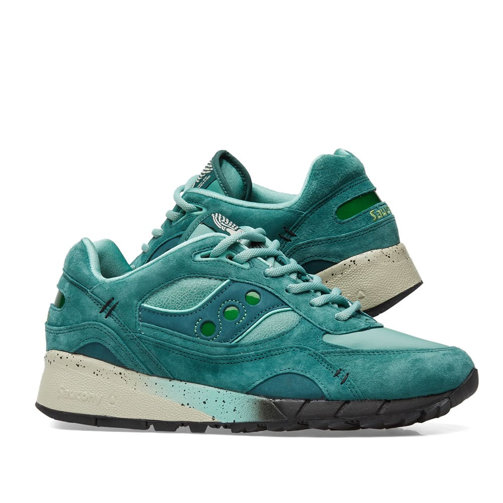 sale retailer 26eaa 14abf Saucony x Feature LV Shadow 6000