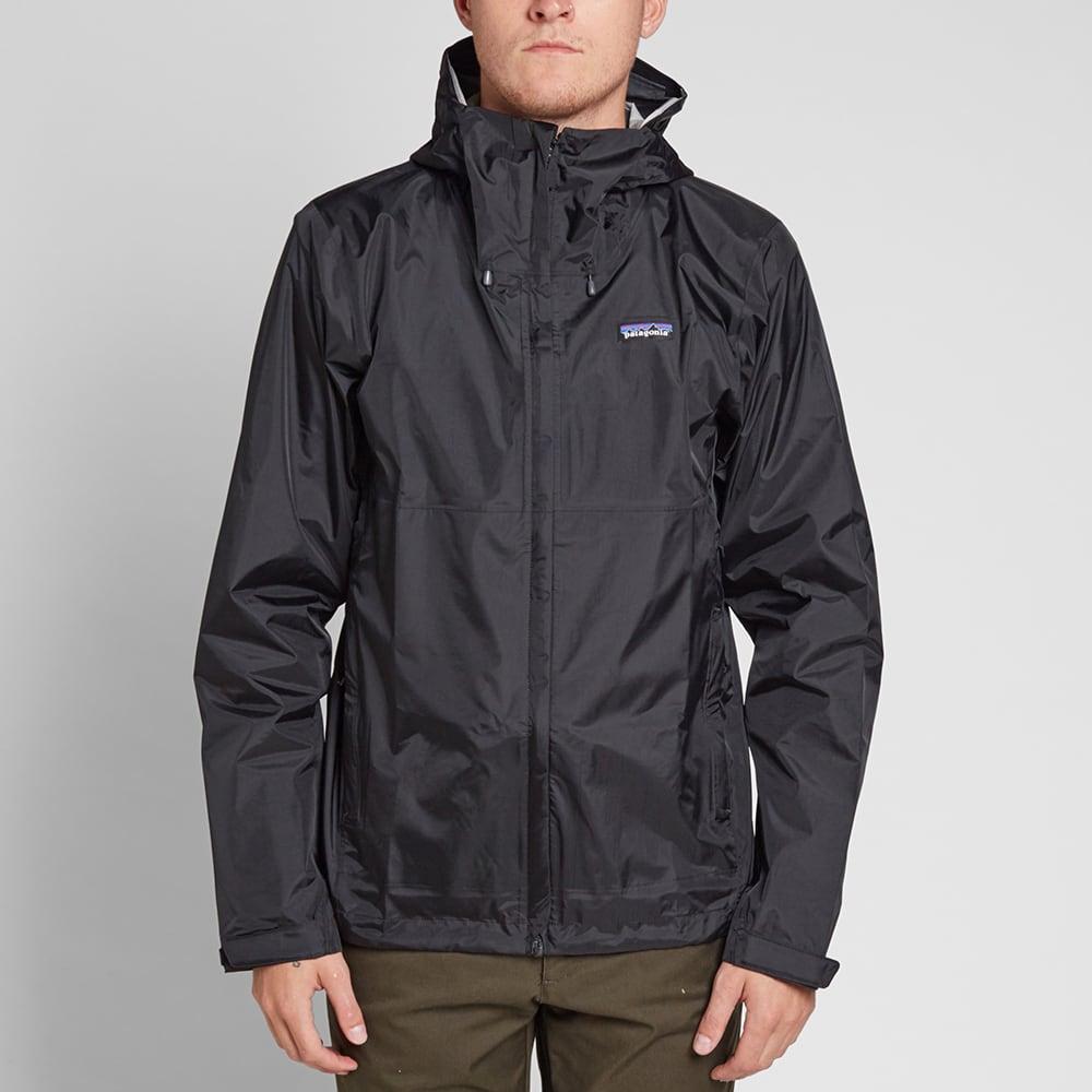 Patagonia Torrentshell Jacket (Black