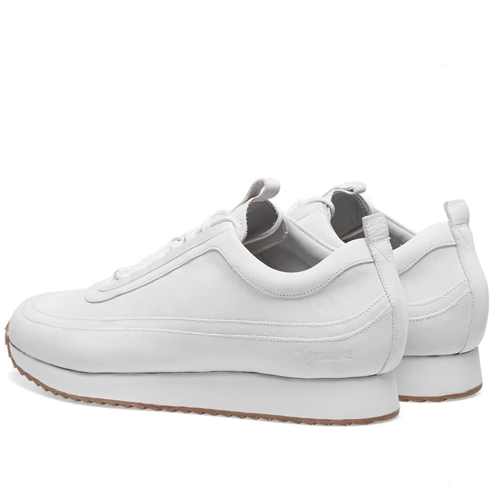 Grenson Sneaker 12 White Nubuck | END.