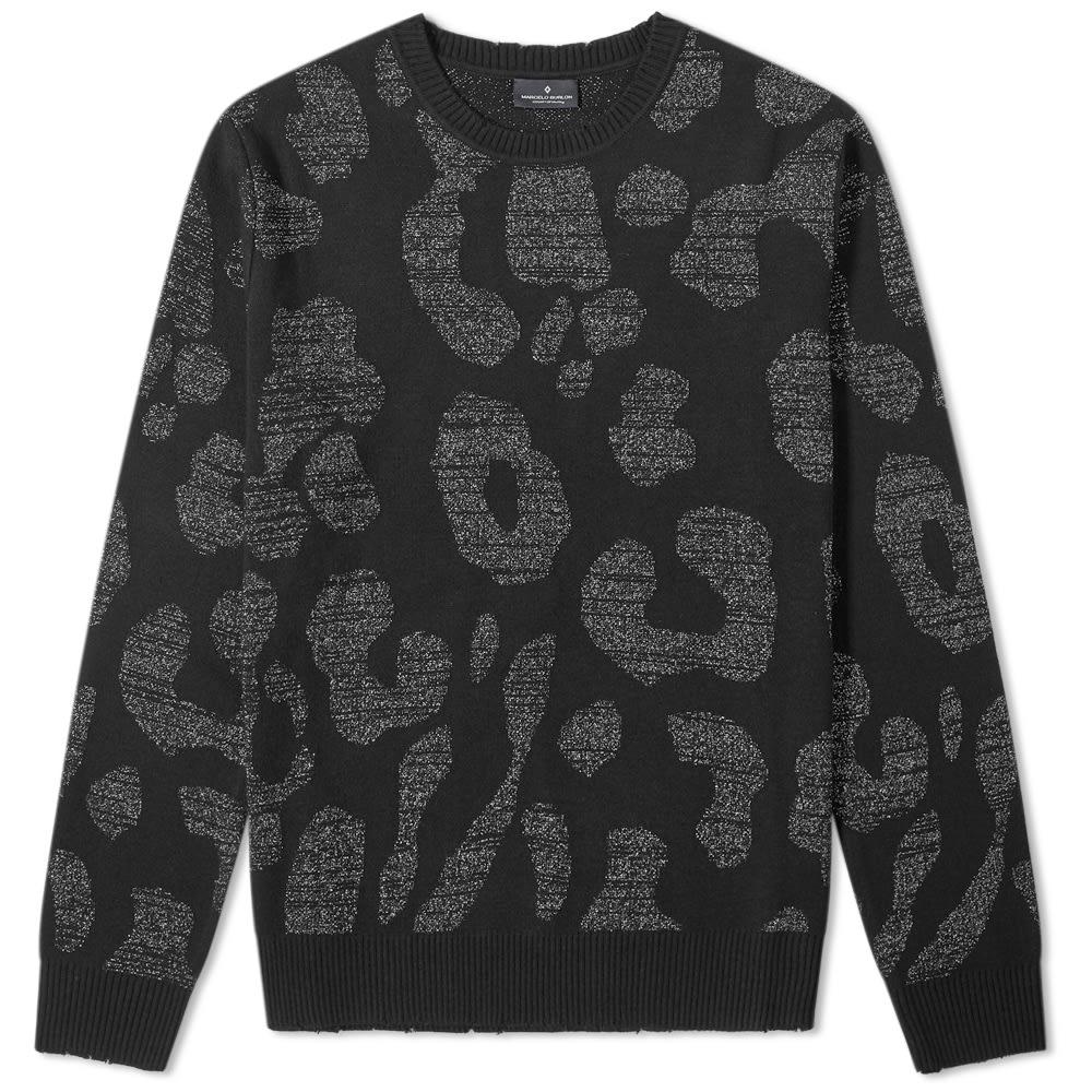 Marcelo Burlon Leopard Knit