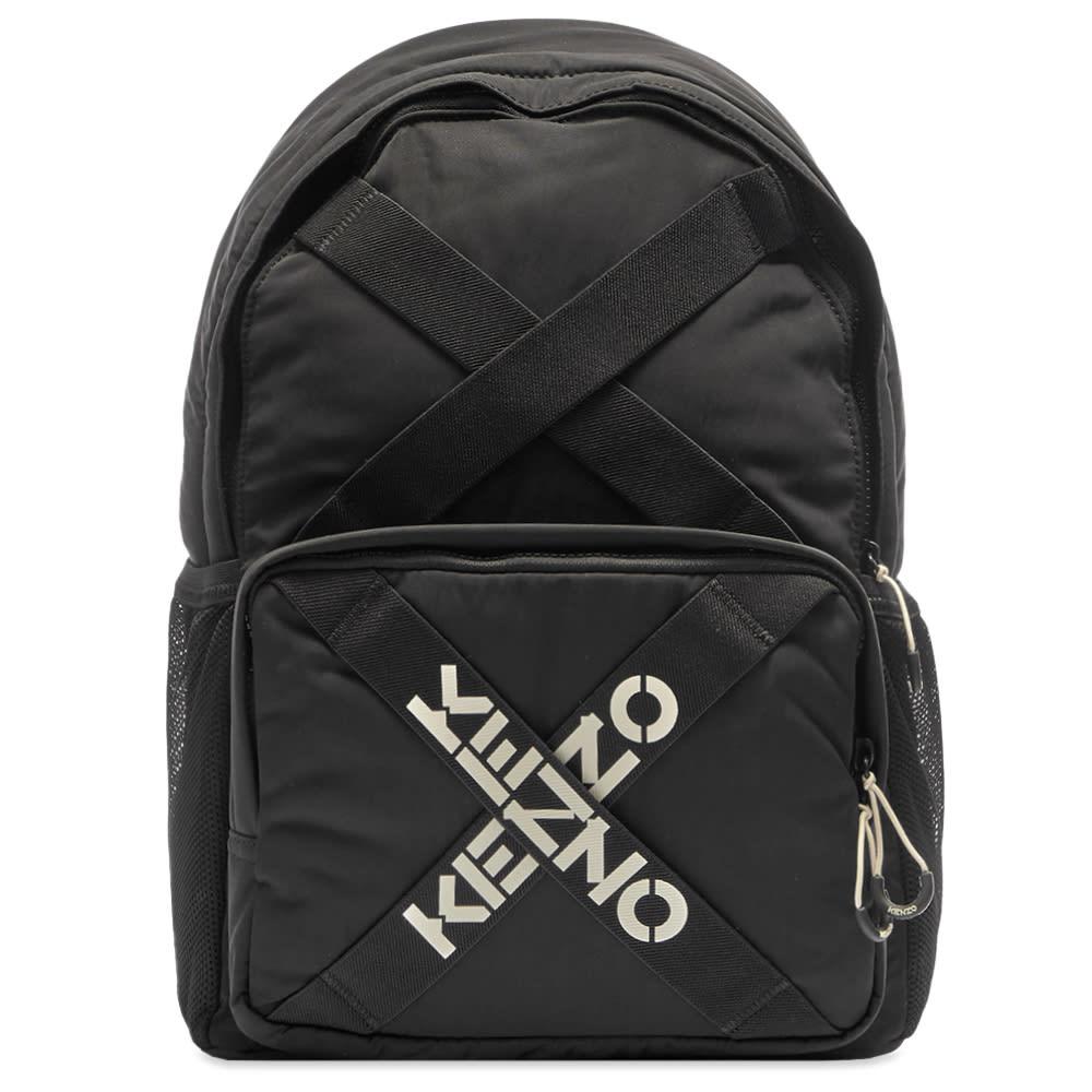 Kenzo Kenzo Taped Logo Backpack
