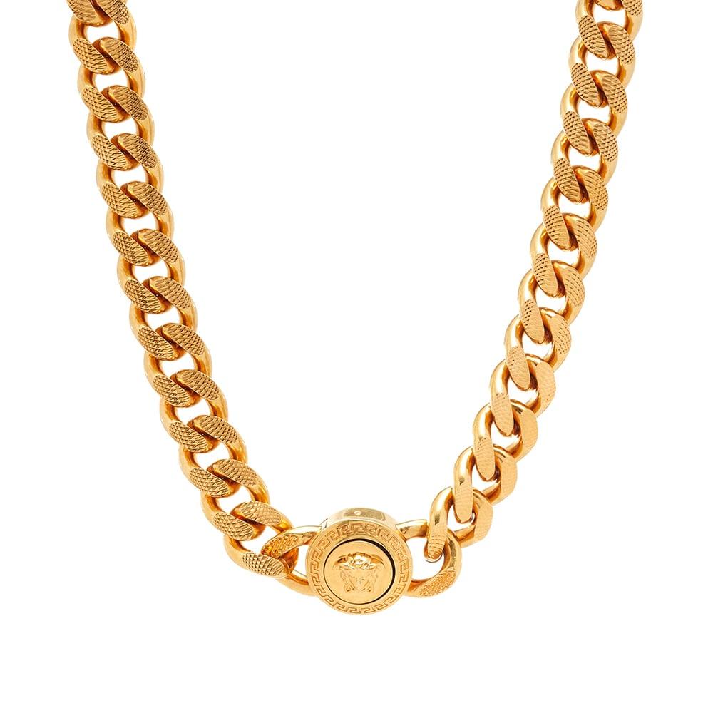 Versace Versace Heavy Chain Necklace