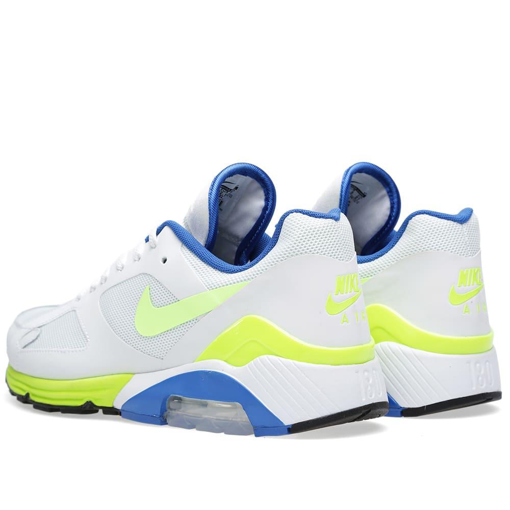 sale retailer 567eb 322c2 Nike Air Max Terra 180 QS Summit White   Hot Lime   END.