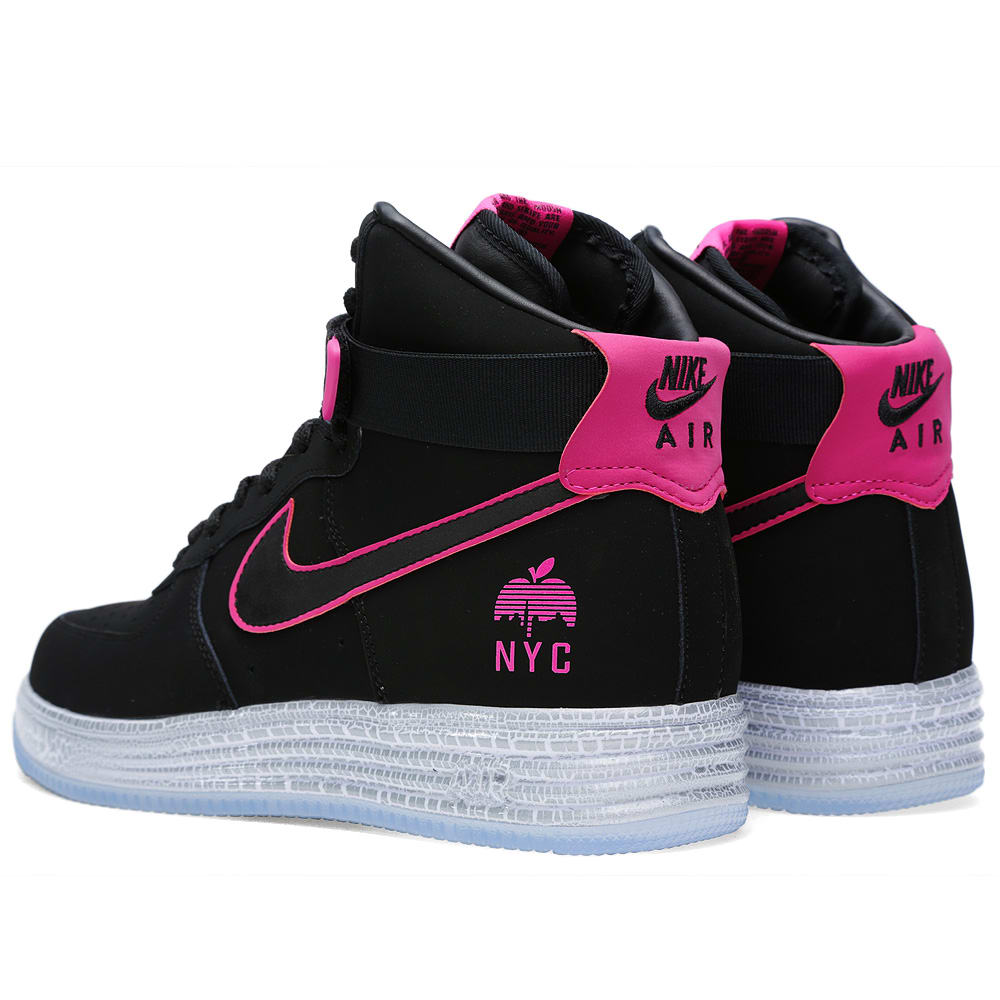 great fit 548ff 45d8a Nike Lunar Force 1 Hyperfuse Hi QS  NYC