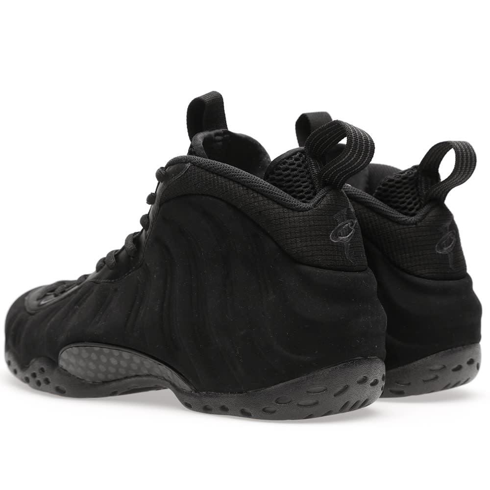 purchase cheap cf865 77bb9 Nike Air Foamposite One PRM 'Triple Black'