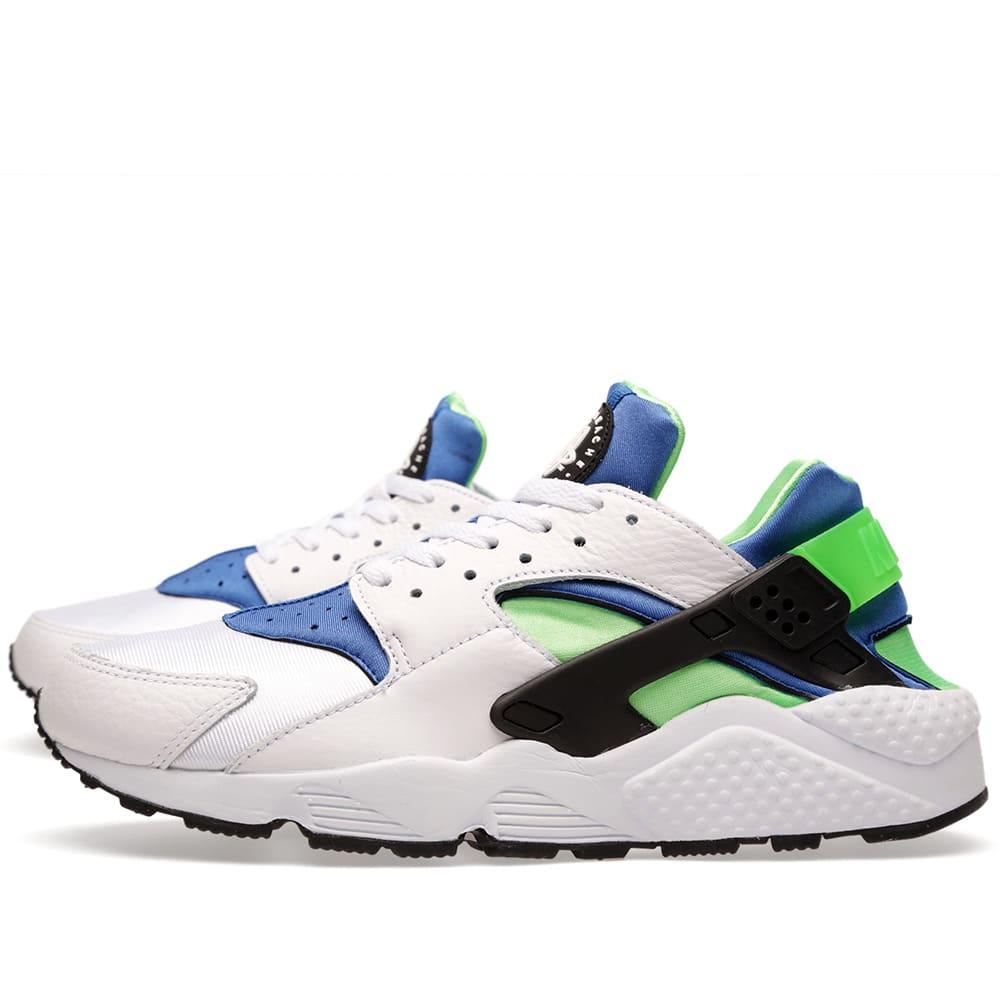 check out 92d4b 14ec5 Nike Air Huarache OG  Scream Green  White   Scream Green   END.