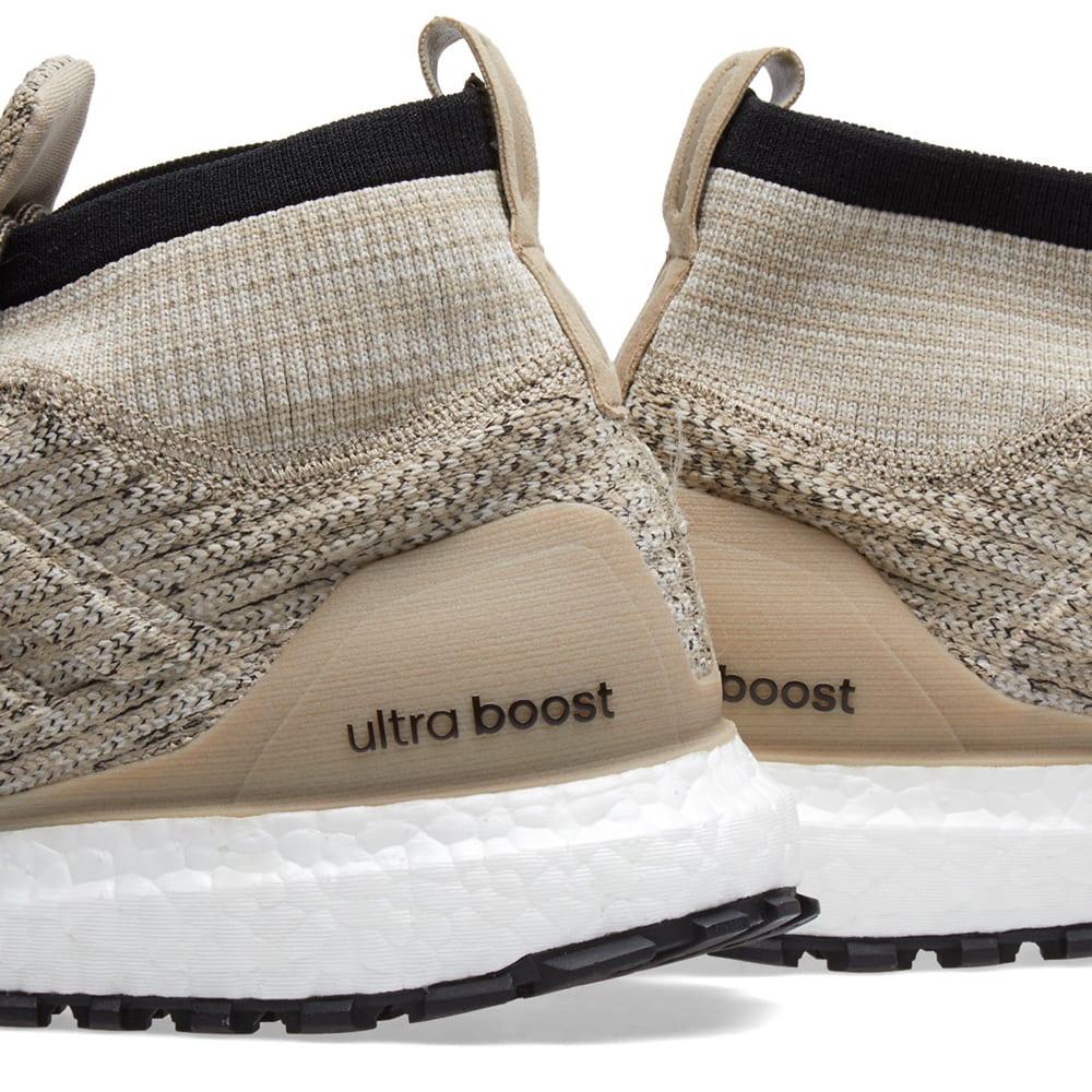 06e4ed31698 Adidas Ultra Boost All Terrain LTD Trace Khaki   Clear Brown